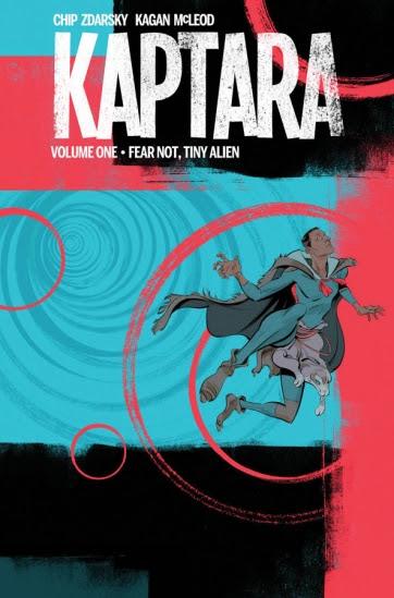 Kaptara Vol. 1 is a Hilarious Sci-Fi Adventure