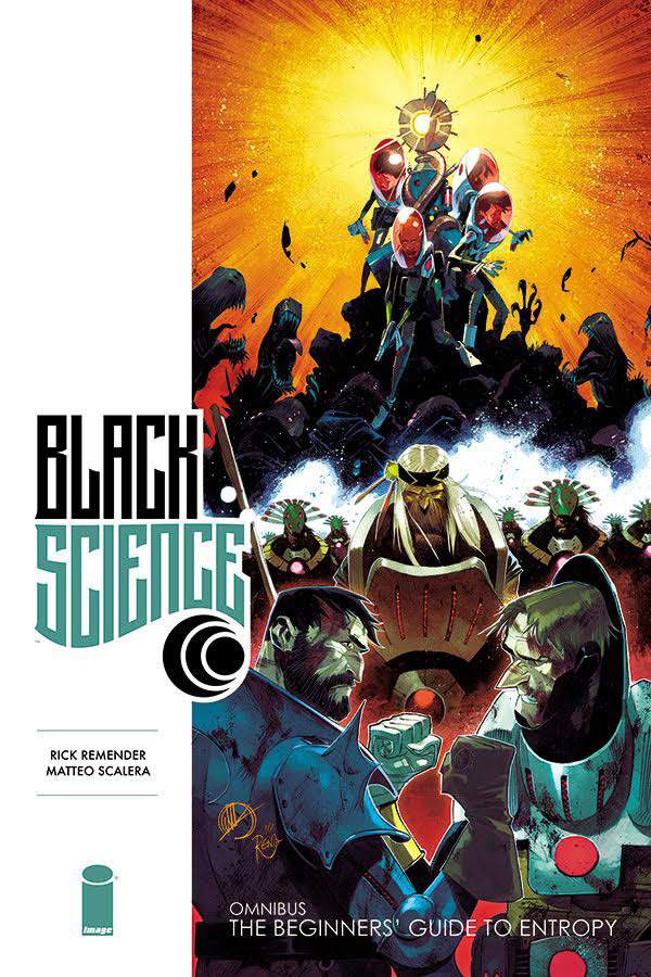 Early Sneak Peek From Black Science Deluxe Hardcover Edition Volume 1