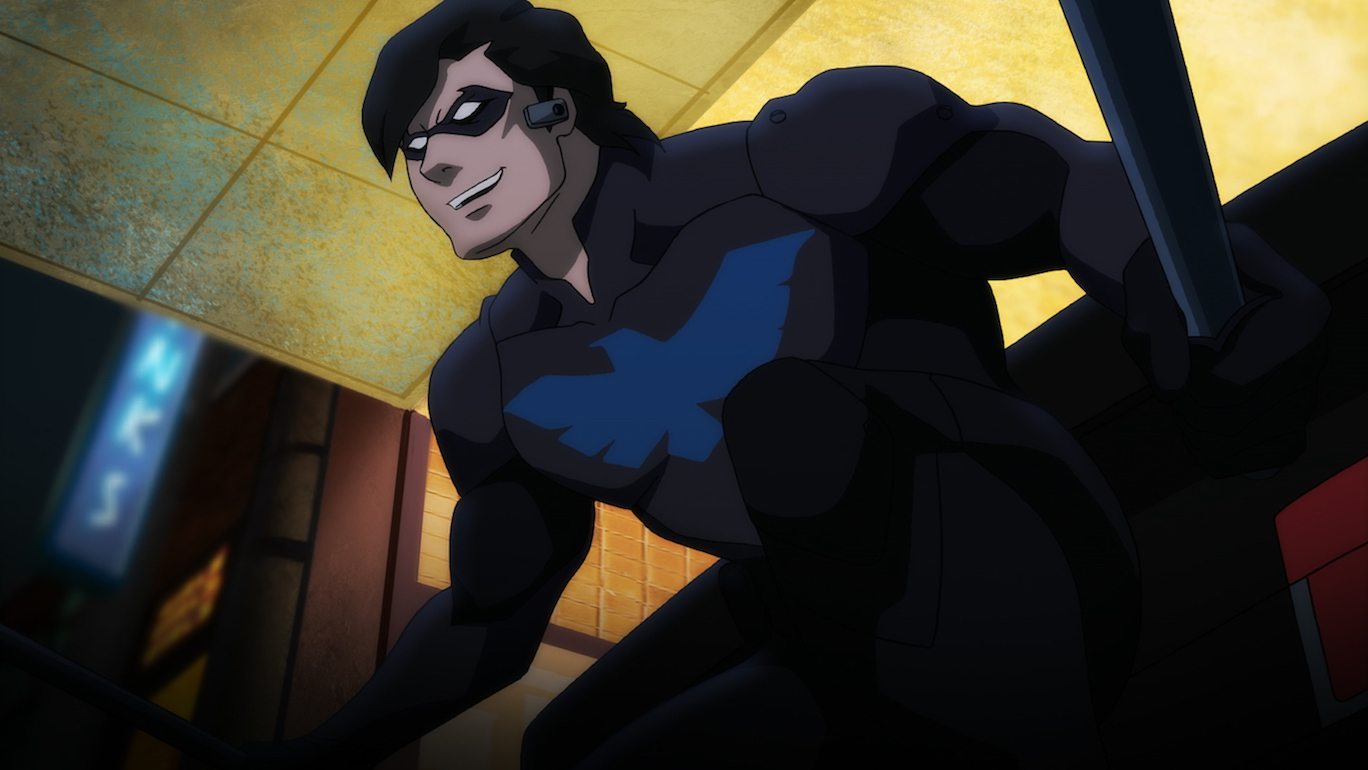 New Clip for Batman: Bad Blood- Los Angeles and New York Premieres Announced