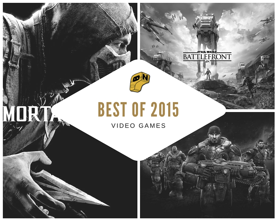 Best of 2015- Video Games