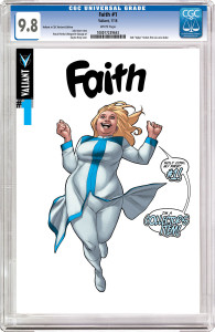 Faith1C (PREVIEW: Valiant's Headline-Grabbing Hero Soars in FAITH #1 – Coming in January!)