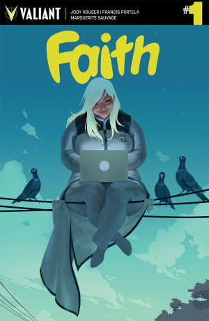 Faith #1 Review: Gotta Have Faith