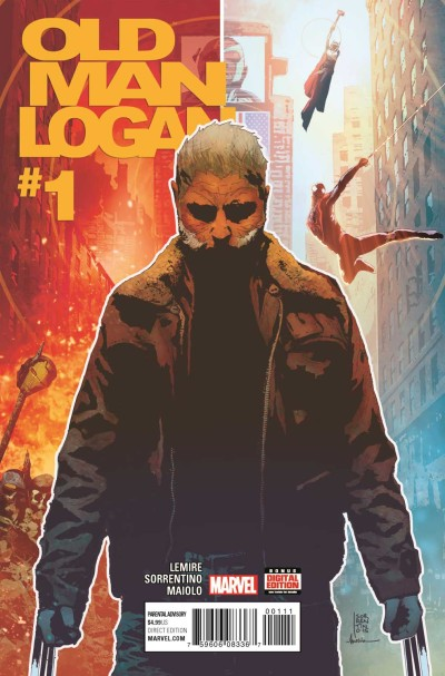 Old Man Logan #1 Review: A Man Out of Time