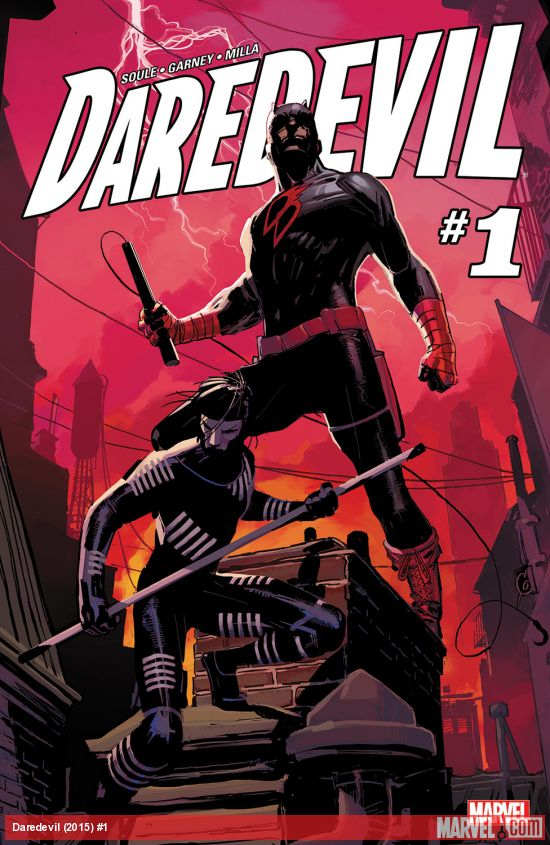 Daredevil #1 Review: Blind Justice