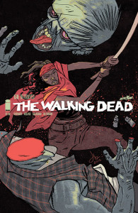 unnamed(153) (The Walking Dead Celebrates 150th Issue with Three Variant Covers)