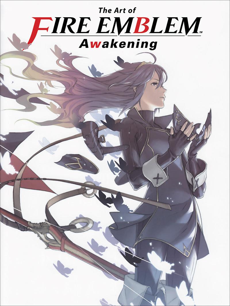 Dark Horse to Release The Art of Fire Emblem: Awakening