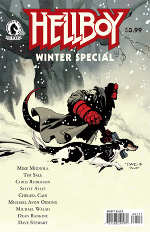 Hellboy Winter Special Review: Winter Wonder Hell