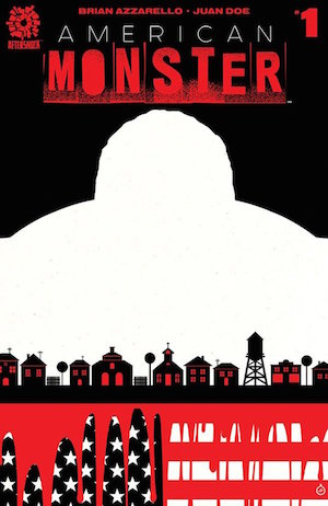 American Monster #1 Review: Bloody Beginnings