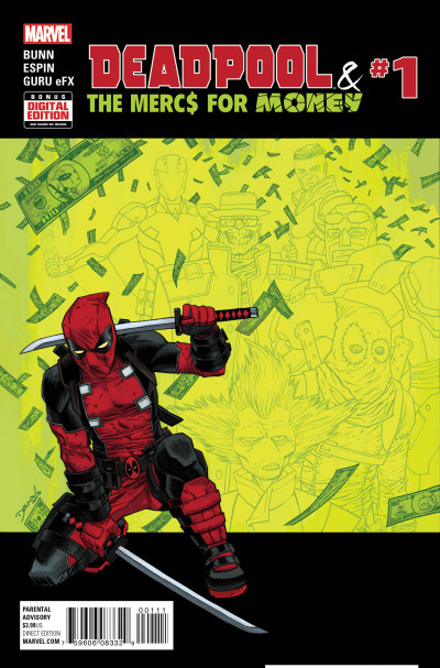 Deadpool and the Mercs for Money #1 Review: Island of Misfit Mercs