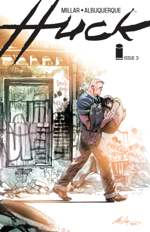 Huck #3 Review: Running from Fate