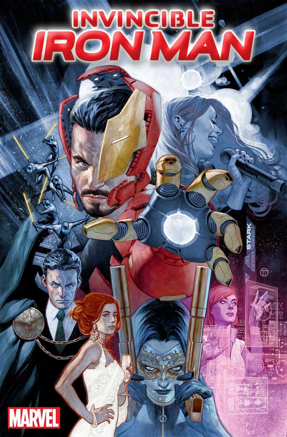 Marvel Reveals the STORY THUS FAR!