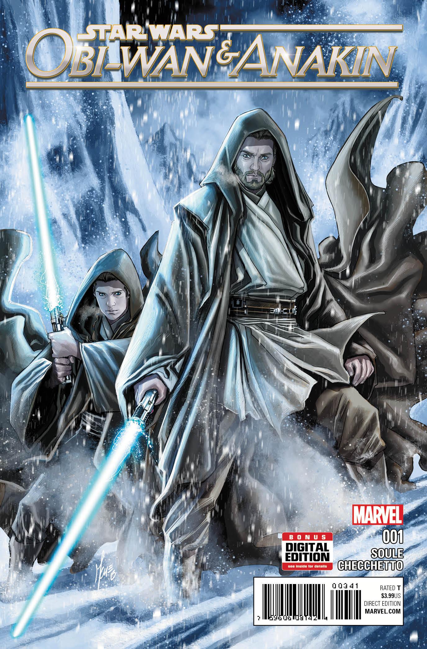 Star Wars: Obi-Wan and Anakin #1 Review- Jedi Knights