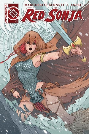 Red Sonja #1 Review: The She Devil is Back