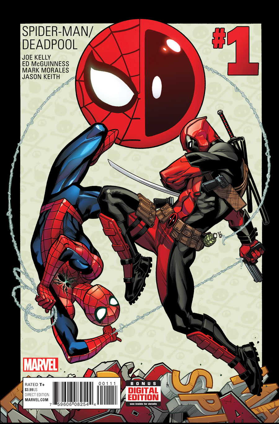 Spider-Man/Deadpool #1 Review: Spider-Pool