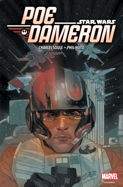 Star Wars: Poe Dameron #1 Soars Into Comic Shops This April