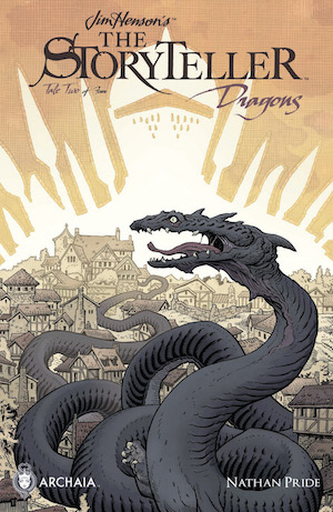 Jim Henson's The Storyteller: Dragons #2 Review: All Shapes and Sizes