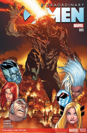 Extraordinary X-Men #5 Review- An Extraordinary Beginning