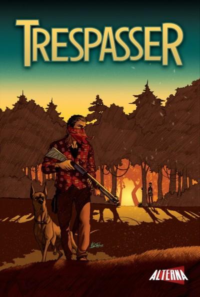 Trespasser #1 Review: Desperate Times