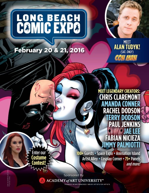 Long Beach Comic Expo Announces Special Guests, Sponsorships and Programming Highlights for February 20 & 21