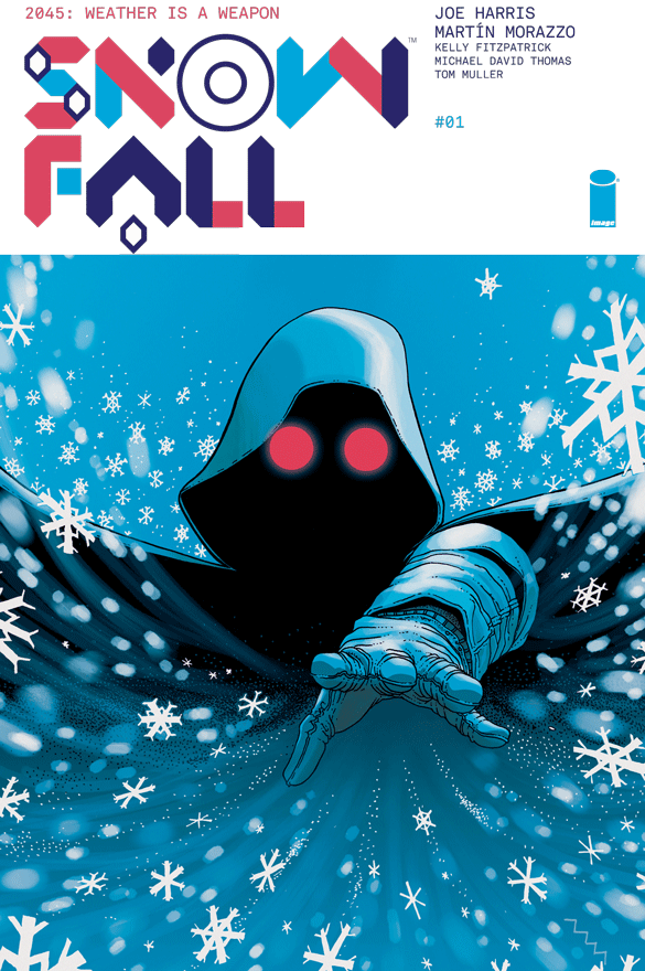 Snowfall #1 Review: Winter Wonderland