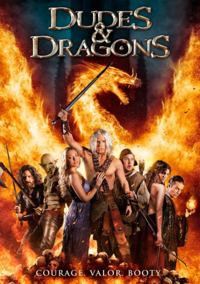 Dudes & Dragons On VOD, Digital Platforms and DVD March 1, 2016