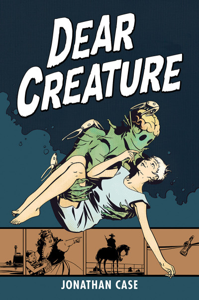 """Jonathan Case's """"Dear Creature"""" to Receive Hardcover From Dark Horse"""