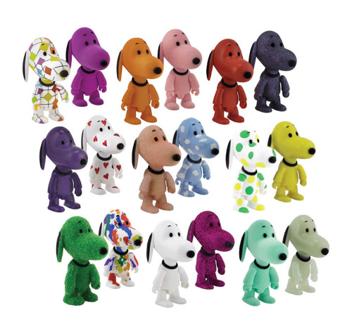 Toy Fair 2016: Dark Horse Partners with Peanuts to Distribute Limited-Edition Snoopy Qee Mystery Figures