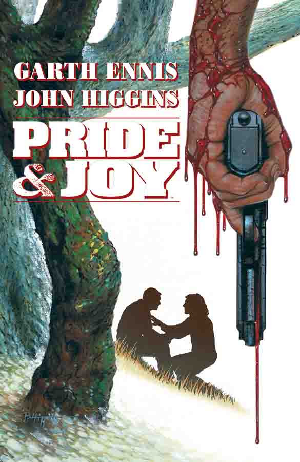 Image Comics Welcomes Garth Ennis' Pride & Joy