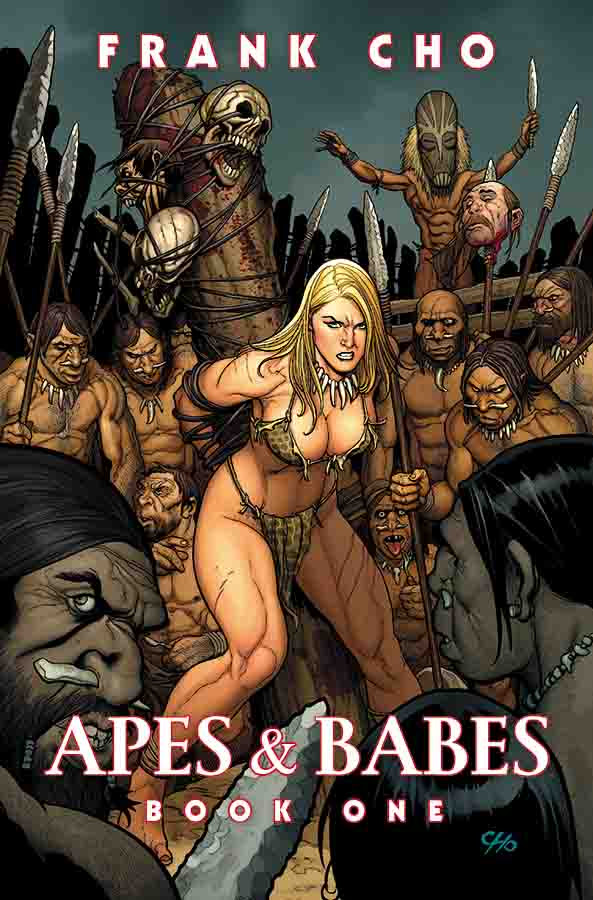 Apes and Babes – A Spotlight on Frank Cho's Work