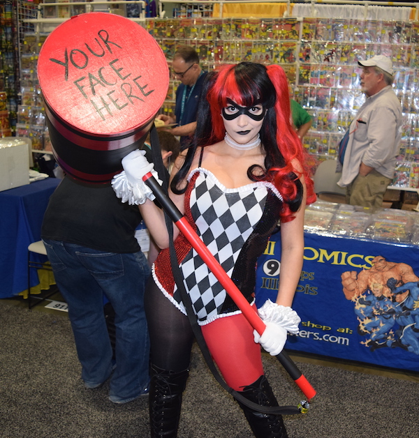 WonderCon 2016-Part 1: Cosplay, Puppets, and More Invade Los Angeles