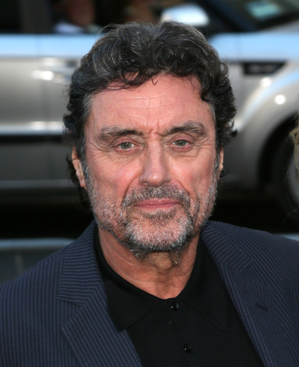 Ian McShane Cast as Mr. Wednesday in Starz and Fremantlemedia's American Gods