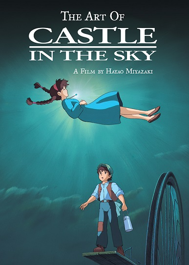 Viz Media Art of Castle in the Sky