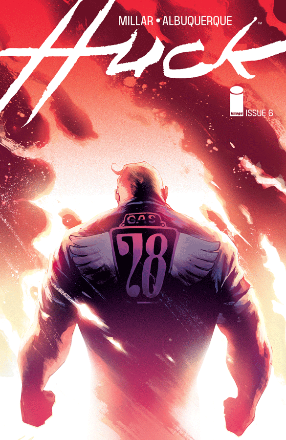 Huck #6 Review: It Takes a Hero