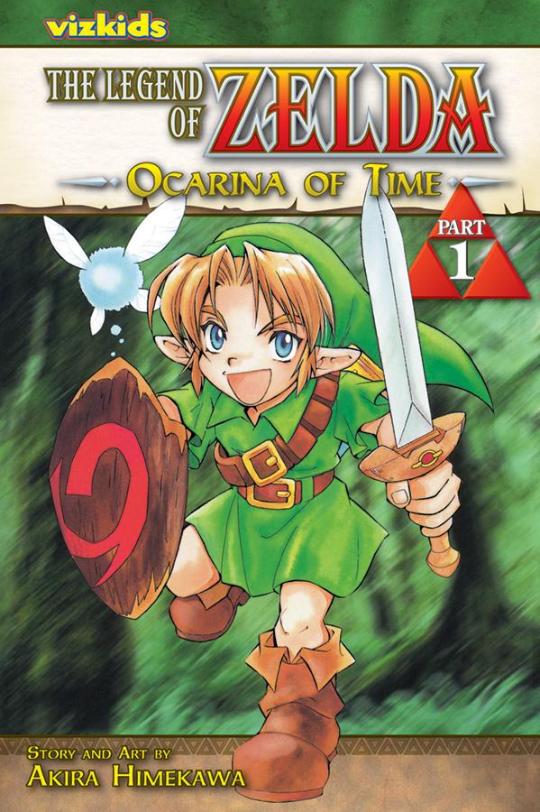 VIZ MEDIA Announces Legend of Zelda: Legendary Edition Manga Omnibus