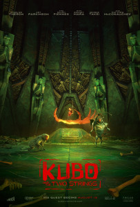 The Hall of Bones (New Trailer and Posters for Kubo and the Two Strings)