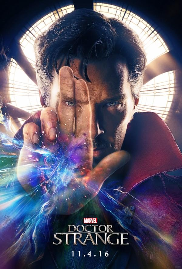 doctor strange poster-affiche-teaser