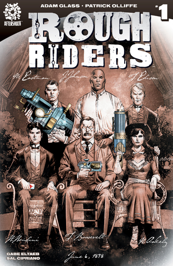 Rough Riders 1-cover-Patrick-Olliffe