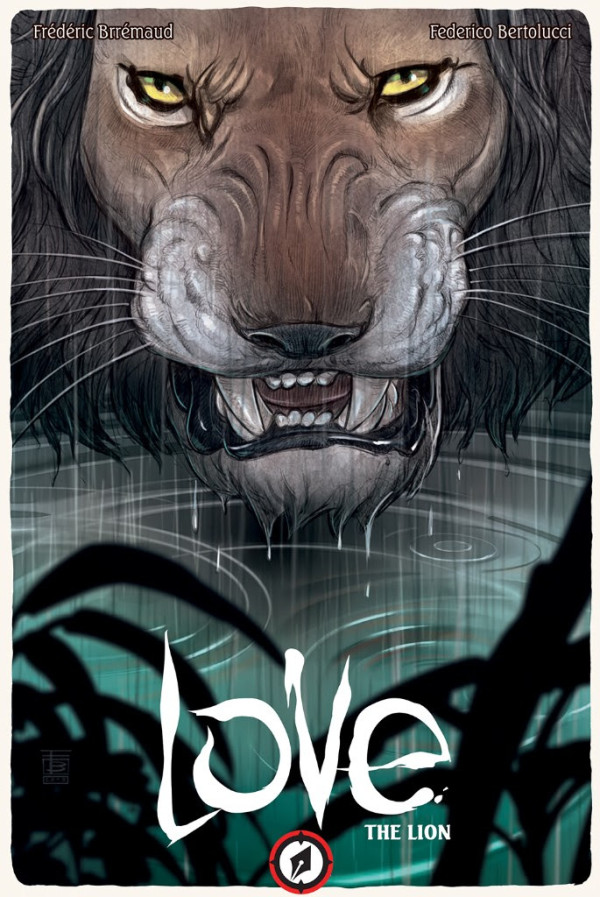 love: the lion cover