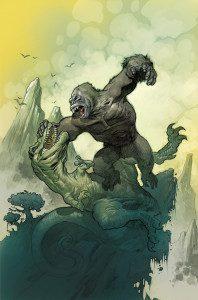 Kong of Skull Island 3 (BOOM! Studios and DeVito Artworks Unleash 'Kong of Skull Island' Comic Series)