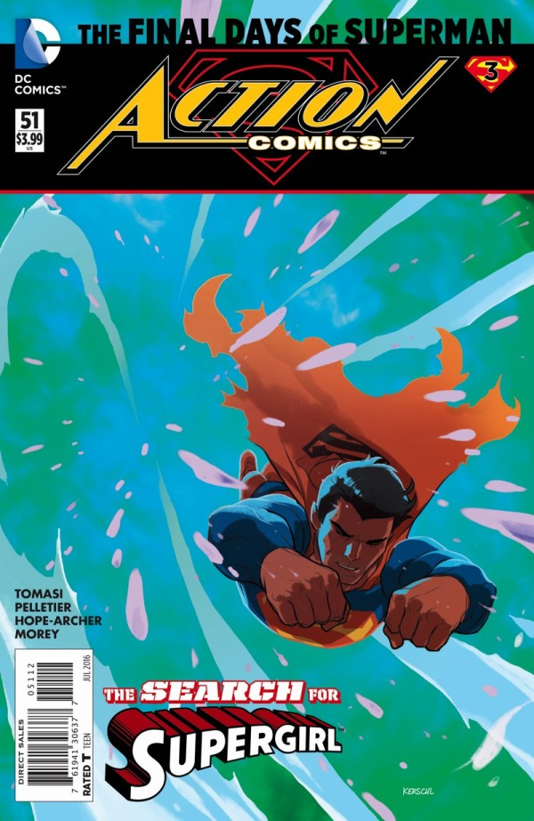 Pop Culture Corner: The Death of Superman?