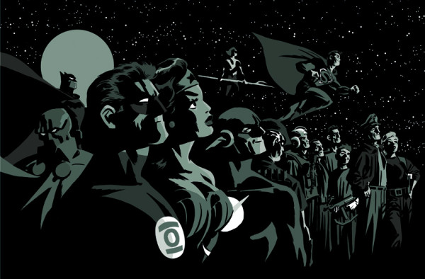 Famed Comic Book Creator Darwyn Cooke Dies at Age 53