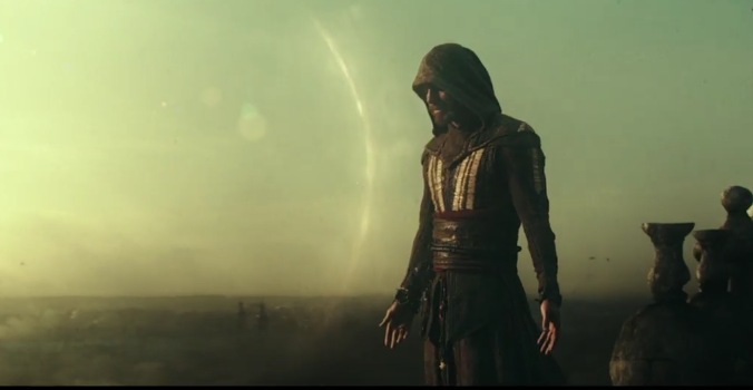 The Assassin's Creed Trailer is Here, Rejoice!