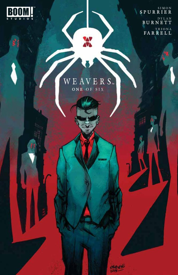 Weavers #1 Review: Married to the Mob