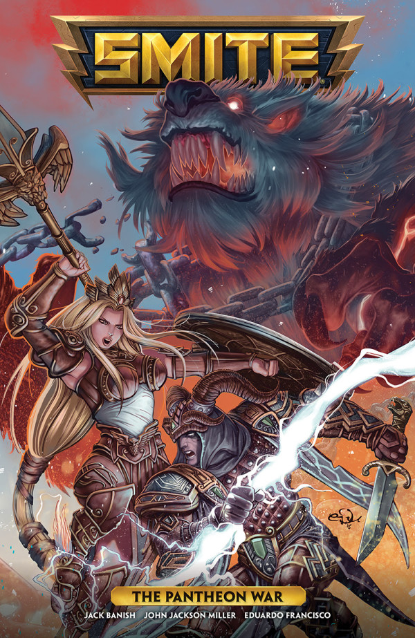 Dark Horse to Publish SMITE Graphic Novel