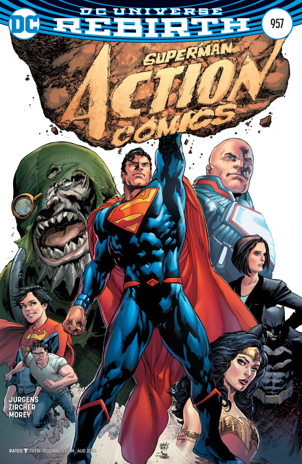 Action Comics #957 Review: The REAL Superman Rebirth