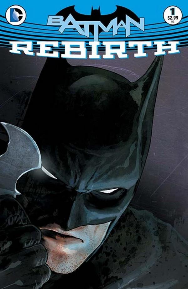Batman Rebirth #1 Review: A Darker Knight
