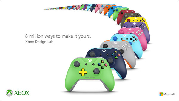 Xbox Design Lab HERO-1