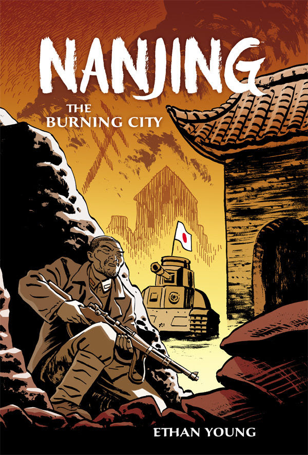 "National Cartoonists Society Names Ethan Young's ""Nanjing: The Burning City"" Best Graphic Novel"