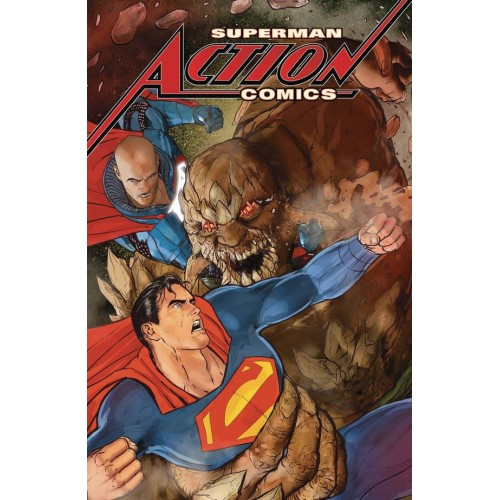Superman: Action Comics #958 Review: Here Comes Doomsday