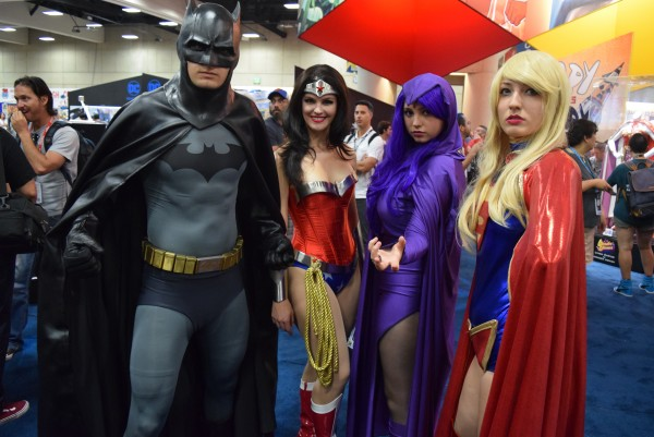SDCC 2016: Cosplay from the Con Floor- Part 1
